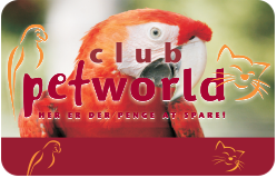 Club Petworld Forside