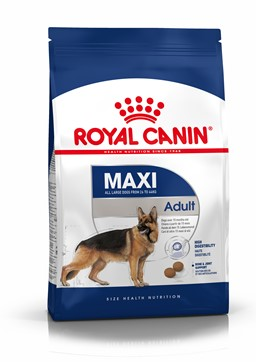 ROYAL CANIN MAXI ADULT HUNDEFODER